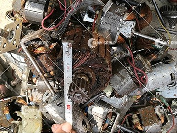 Scrap Rotor Recycling & Processing