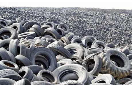 Waste Tires Recycling & Processing