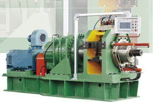 Continuous Extruder Machine